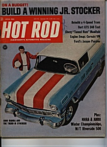 Hot Rod - April 1968 (Image1)