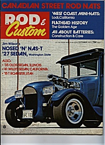Rod & Custom - October 1973 (Image1)