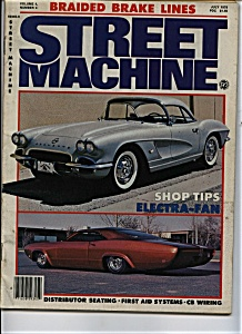 Street Machine - July 1978 (Image1)