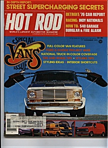 Hot Rod - November 1975 (Image1)