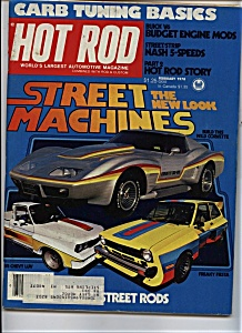 Hot Rod - February 1978 (Image1)