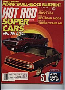 Hot Rod -April 1978 (Image1)