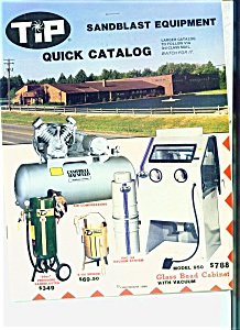 TIP Sandblast equipment -   1986 (Image1)