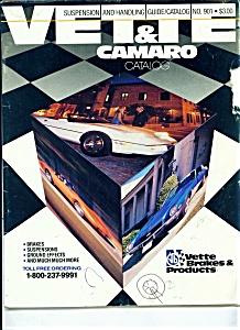 Vette & Camaro catalog -  Catalog No,. 901 (Image1)