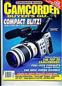 Camcorder buyer's guide -  summer 1991 (Image1)