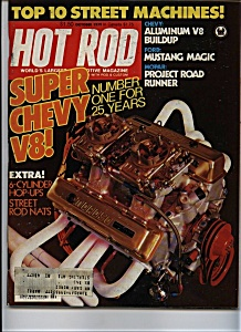 Hot Rod - October 1979