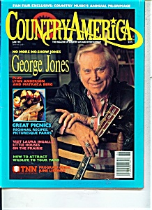 Country America magazine  - June 1991 (Image1)