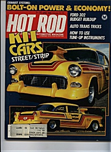 Hot Rod Magazine - April 1980 (Image1)