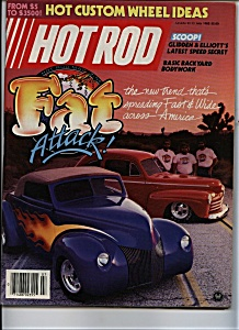 Hot Rod - July 1985 (Image1)