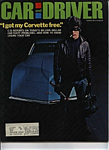 Car and Driver - March 1971 (Image1)