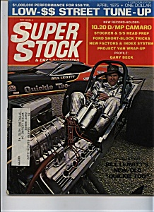 Super Stock - April 1975 (Image1)
