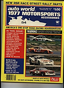 Auto world 1977 Motor sports accessories (Image1)