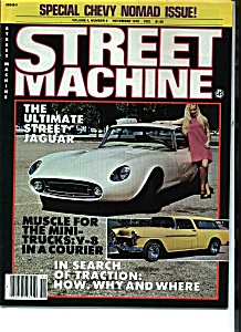 Street Machine - November 1978 (Image1)