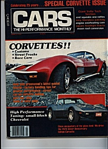 Cars - March 1978 (Image1)