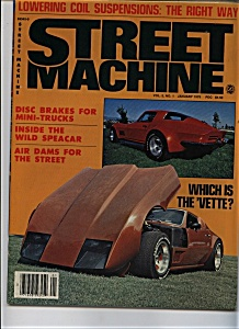 Street Machine - January 1979 (Image1)