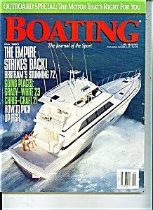 Boating magazine -   May 1990 (Image1)