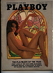 Playboy - June 1975 (Image1)