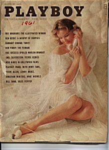Playboy - March 1961 (Image1)