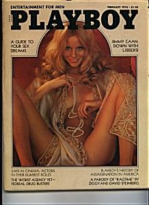 Playboy -  February 1976 (Image1)