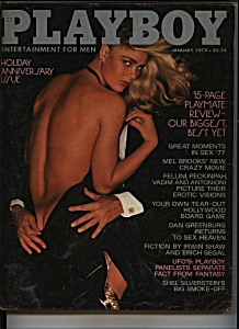 Playboy - January 1978 (Image1)