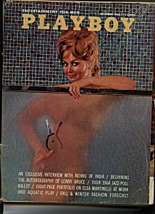 Playboy  October 1963 (Image1)