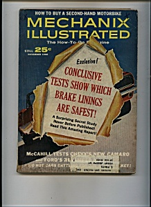 Mechanix Illustrated - November 1966 (Image1)