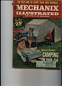 Mechanix Illustrated - August  1960 (Image1)