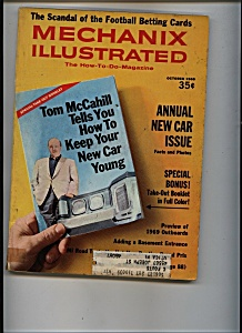 Mechanix Illustrated - October 1968 (Image1)