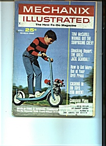 Mechanix Illustrated  - March 1966 (Image1)