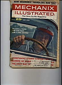 Mechanix Illustrated - May 1966 (Image1)