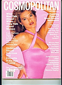 Cosmopolitan magazine - April 1988 (Image1)