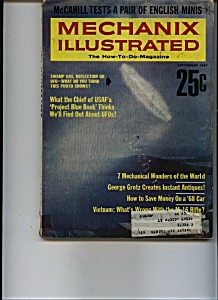 Mechanix Illustrated - September 1967 (Image1)
