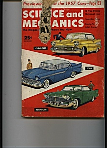 Science and Mechanics -  December   1956 (Image1)