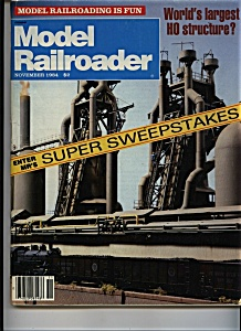 Model Railroader - November 1984 (Image1)