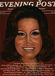 Saturday Evening Post -  October 1974 (Image1)
