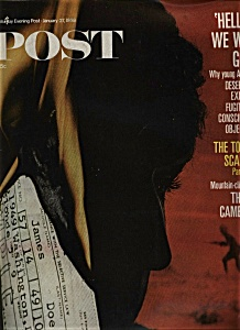 Saturday Evening Post -  January 27, 1968 (Image1)