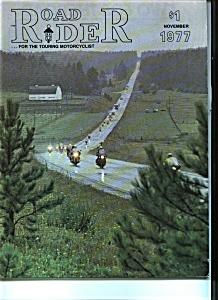 Road Rider -   November 1977 (Image1)