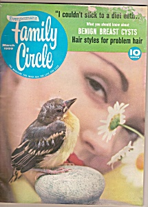Family Circle magazine =-  March 1959 (Image1)