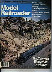 Model Railroader - March 1982 (Image1)
