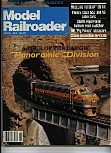 Model Railroader - April 1982 (Image1)