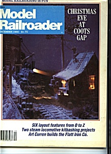 Model Railroader - December 1982 (Image1)