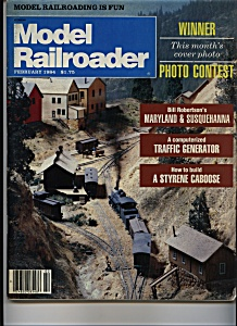 Model Railroader - February 1984 (Image1)