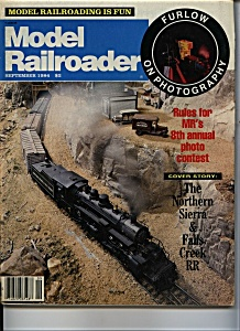 Model Railroader - September 1984 (Image1)