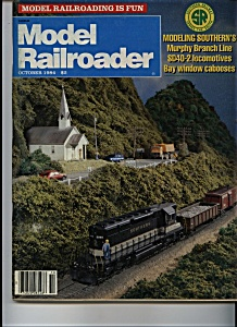 Model Railroader - October 1984 (Image1)