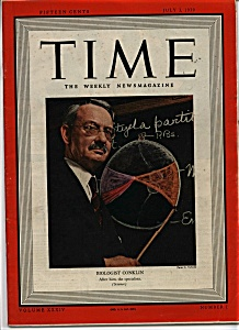 Time - July 3, 1939