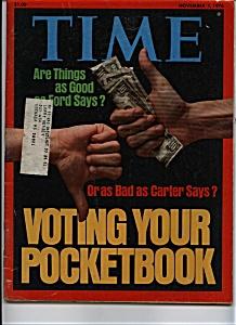 Time - November 1, 1976 (Image1)