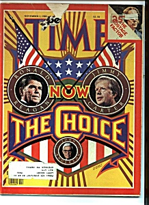 Time Magazine - November 3, 1980 (Image1)