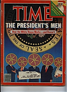 Time Magazine - October 5, 1981 (Image1)