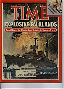 Time - May 17, 1982
