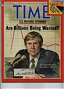 Time - March 7, 1983
